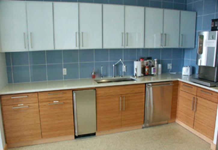 Scipps Network office kitchen